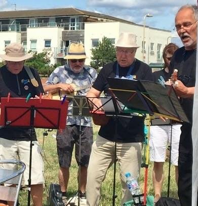 Fantastic Music Festival On Hayling Island